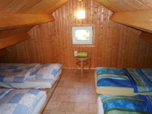 Großer Schlafboden