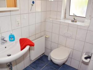 Badezimmer/WC Erdgeschoss
